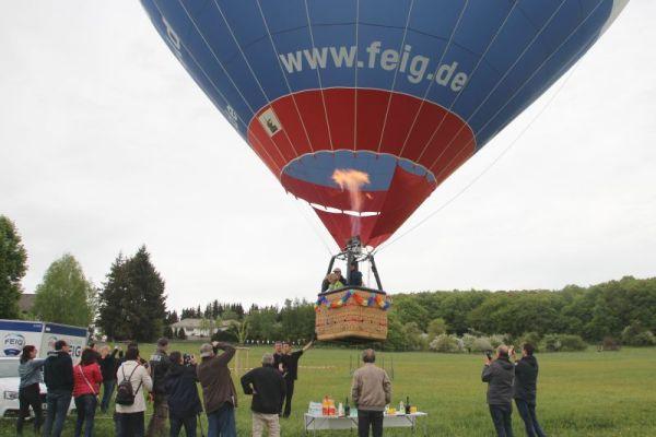 hot air ballonteam kassel # 9