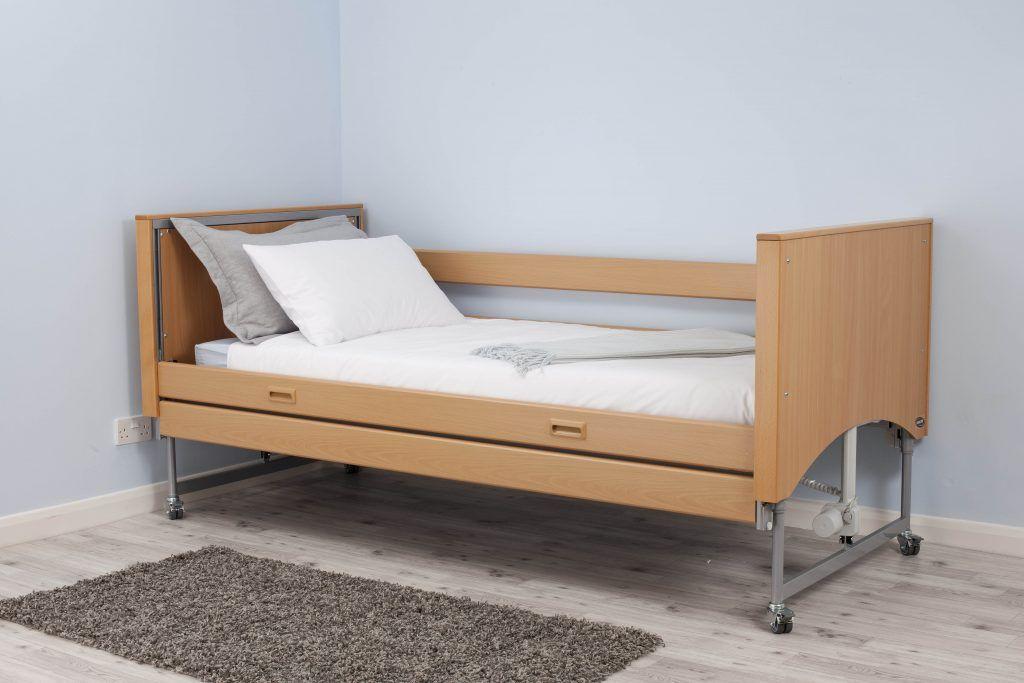 Medley Ergo Select Profiling Nursing Care Bed Felgains