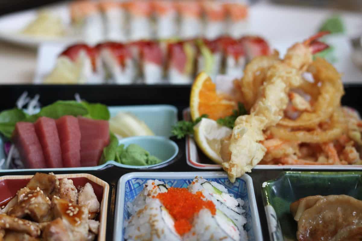 Sushi Restaurants Close Me
