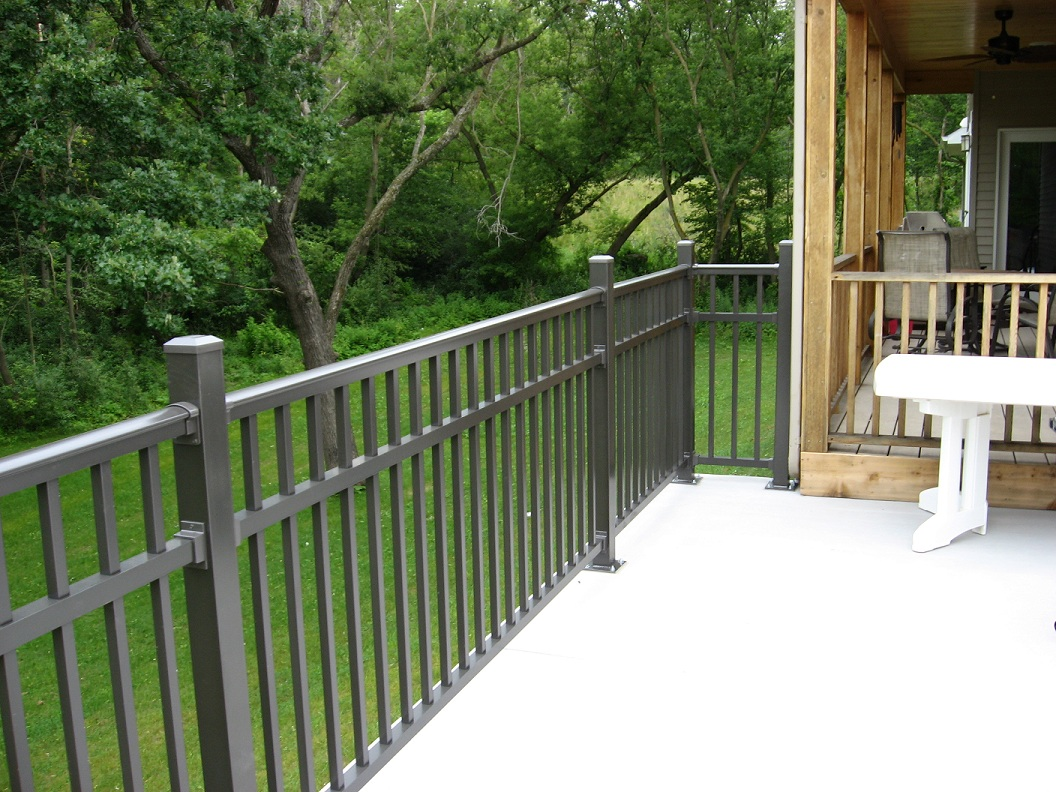 Lowes Deck Fencing