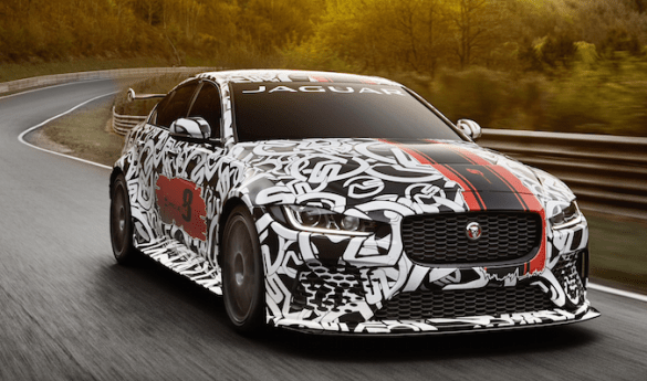 Top 20 car wrap designs of 2017 Keeping the new Jaguar under wraps