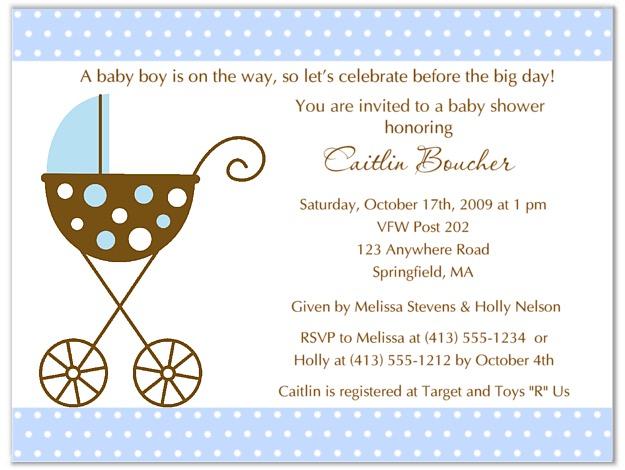 Bridal Shower Invitation Sets
