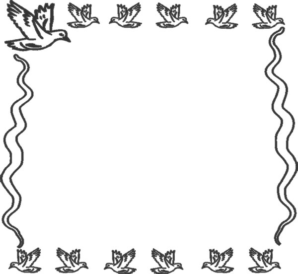 Thank You Print Black And White Clip Art