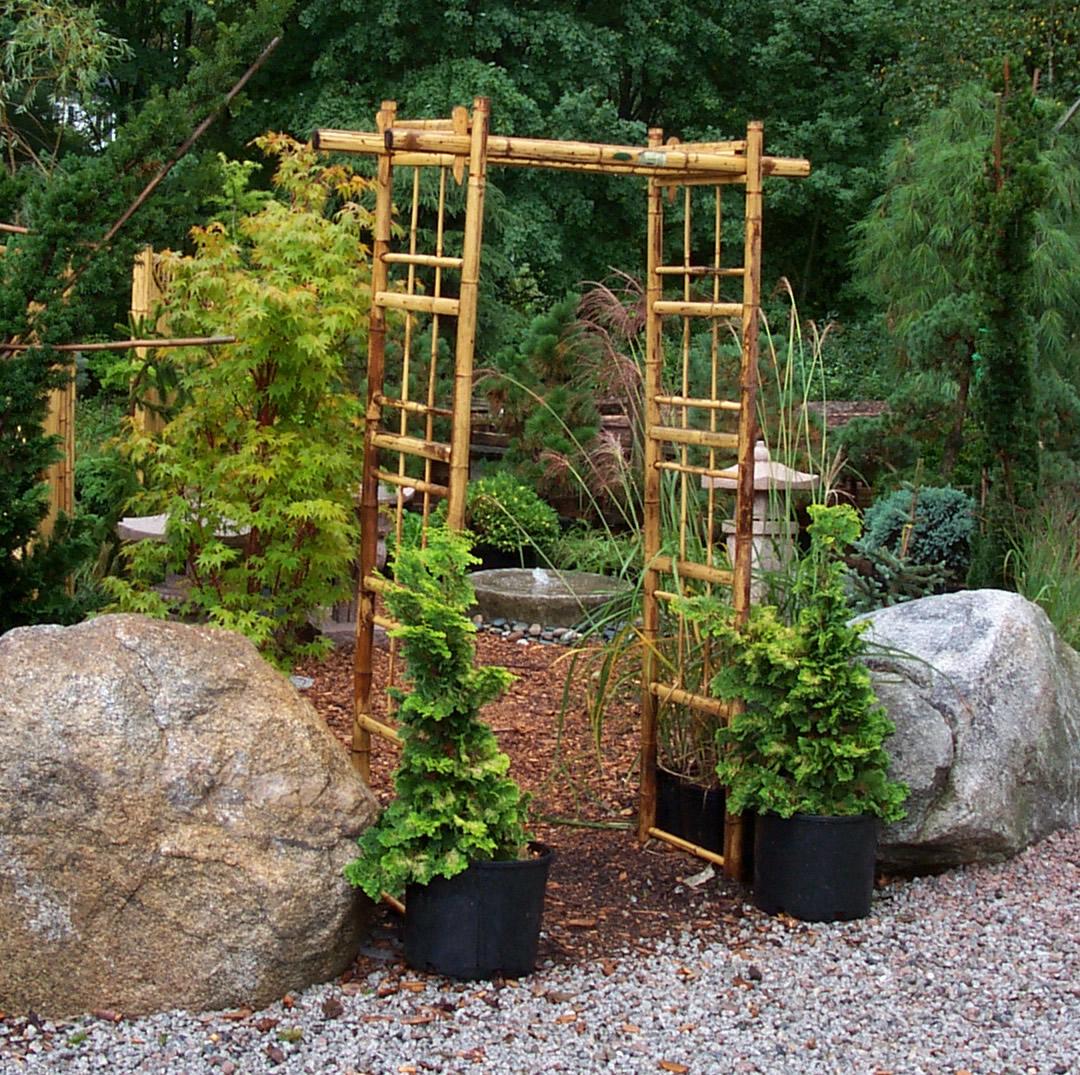 Oriental Garden Accessories