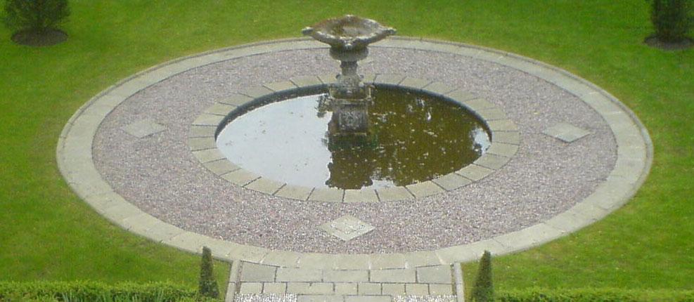 Pond Design West Midlands