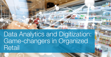 Retail Data Analytics and Digitization in indian retail industry