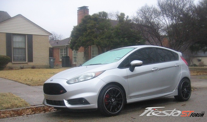 2013 Out St Hatchback Focus Ford Blacked All