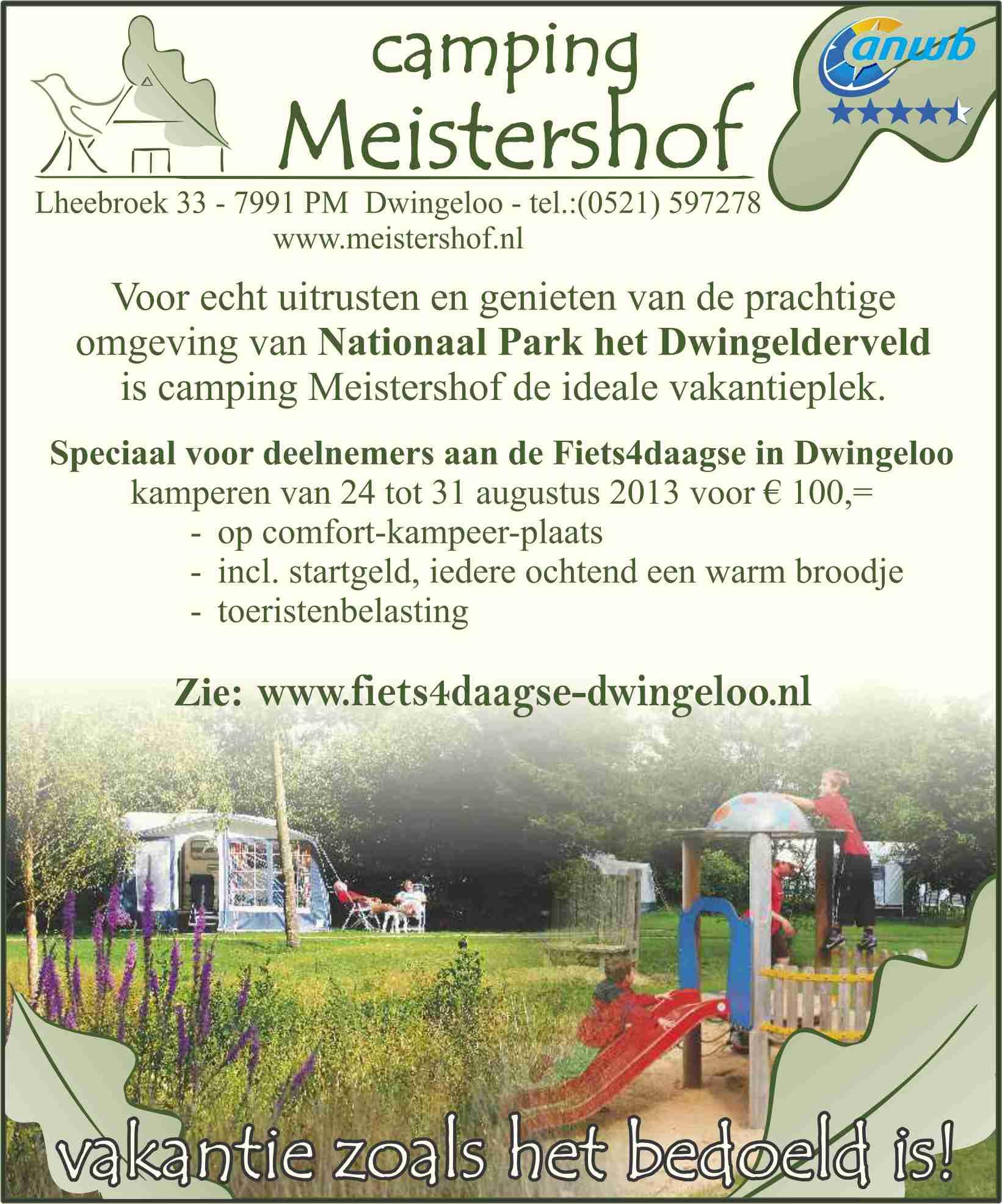 Restaurant Cafe Onder De Eiken Dwingeloo