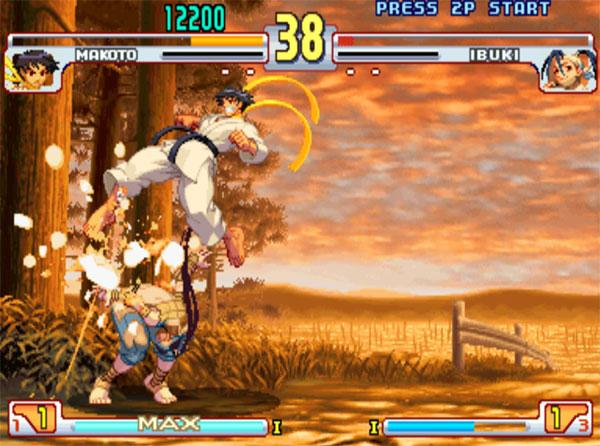 Street Fighter III: 3rd Strike - TFG Review / Art Gallery