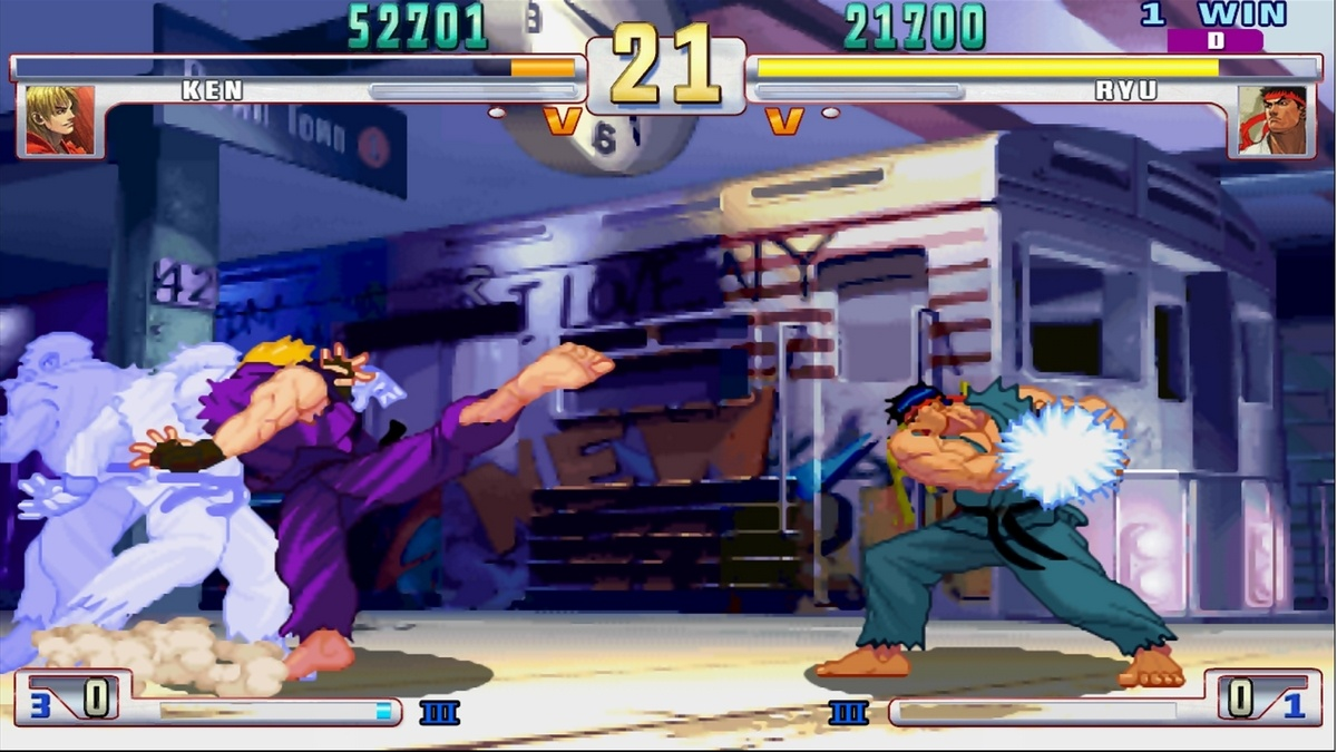 Street Fighter III: 3rd Strike Online Edition - TFG Review ...