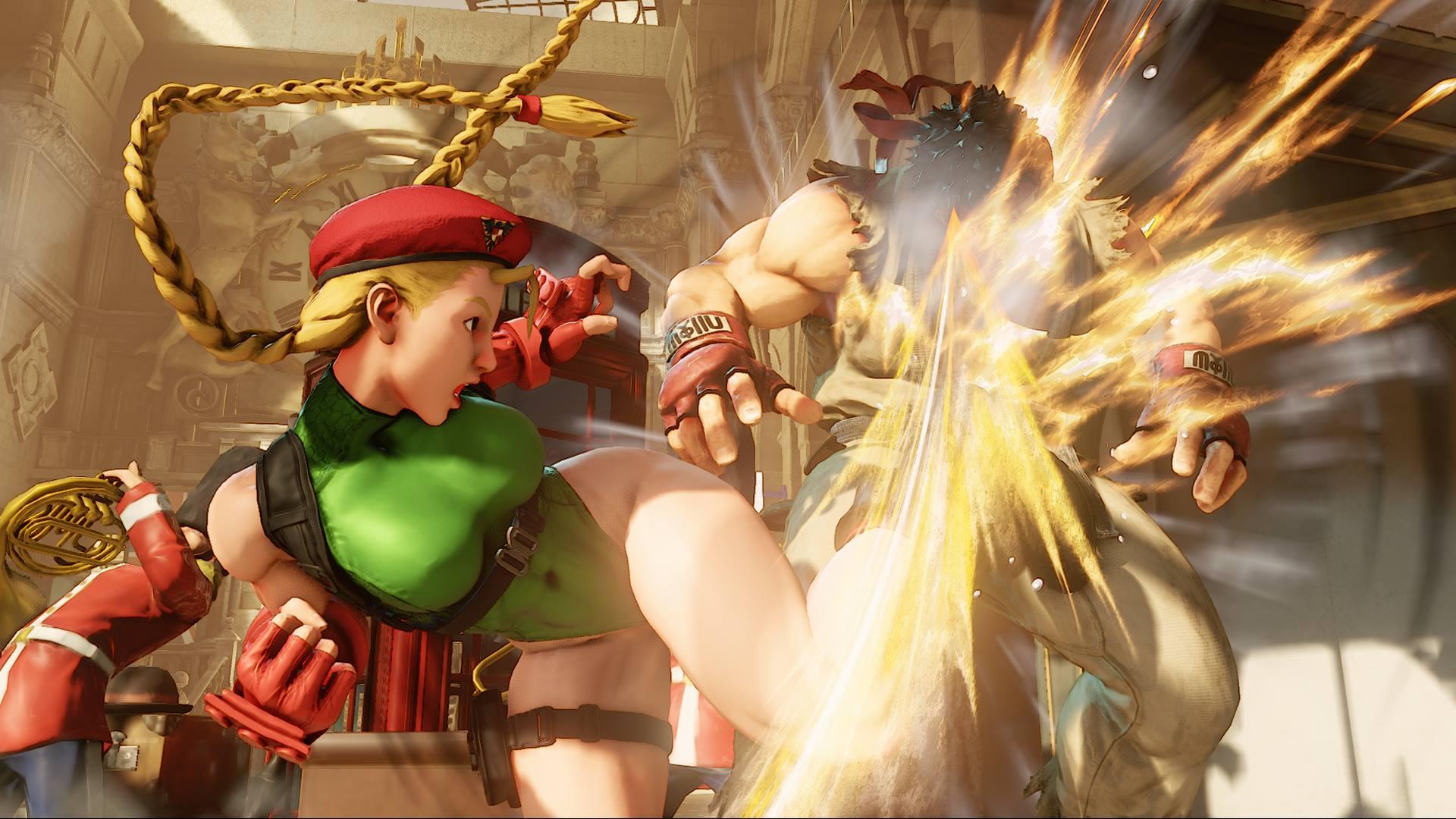 Street Fighter 5 E3 Trailer Reveals Cammy & Birdie, Plus ...