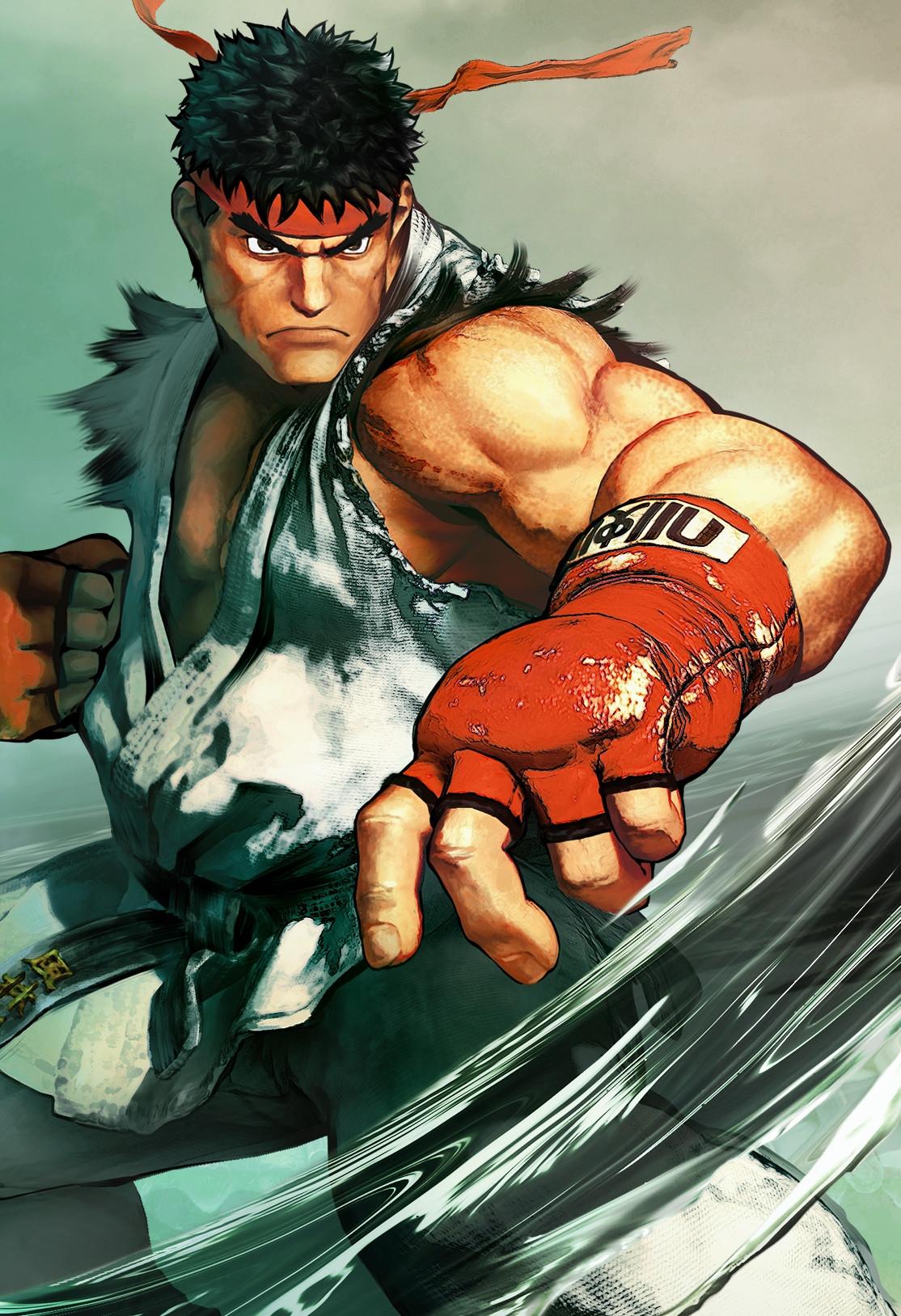 First Street Fighter 5 Artwork + 20 HD Screenshots ...