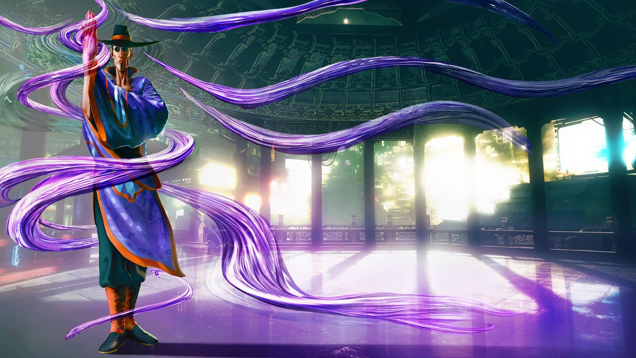 F.A.N.G. (Street Fighter 5)