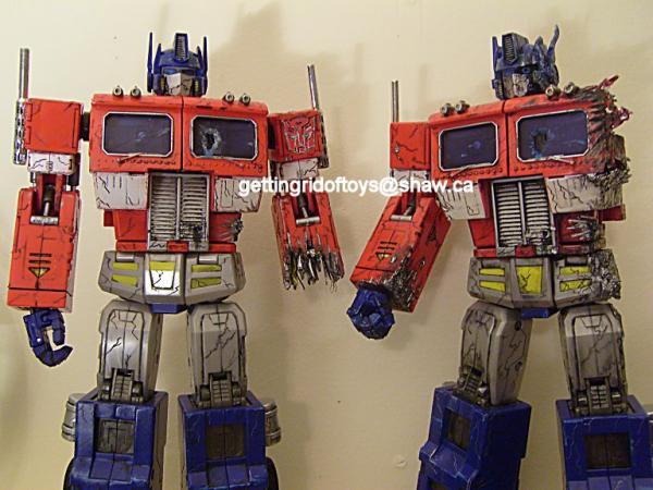Dark Awakening Optimus Prime 2 (Transformers - Alternators ...