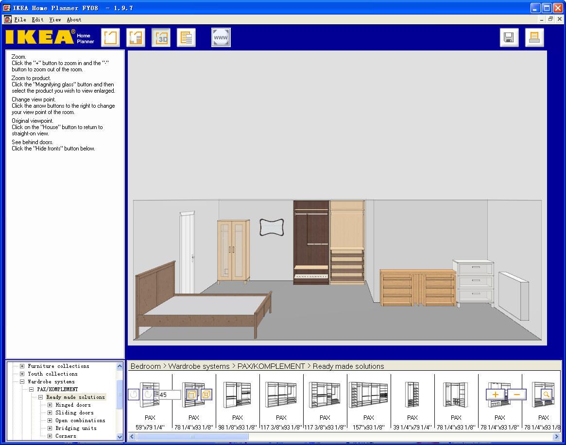 Virtual Room Designer App