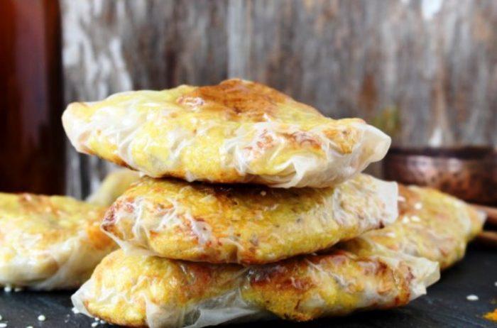 Easy Baked Samosa Recipe Vegetarian