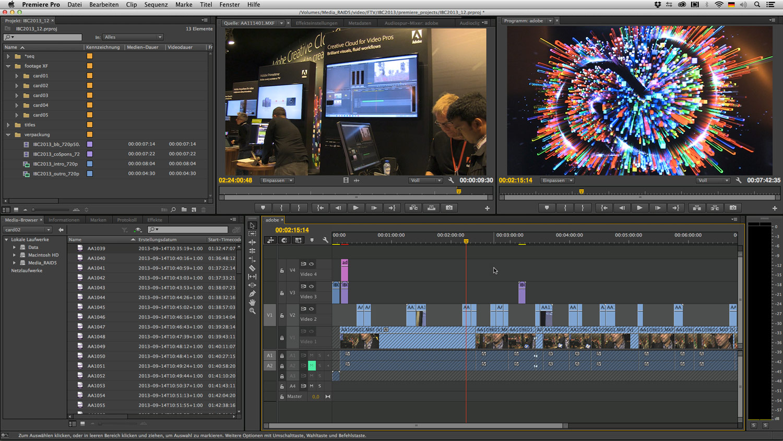 Mobiles Editing Mit Adobe Premiere Pro Cc Film Tv Video De