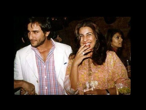 Saif Ali Khan   Amrita Singh   Divorce   Rare   Unseen ...