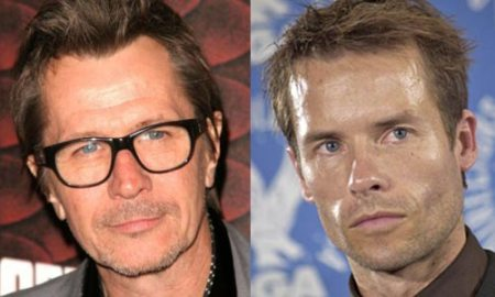 Guy Pearce  Gary Oldman  Mia Wasikowska Join The Wettest County in     Gary Oldman and Guy Pierce