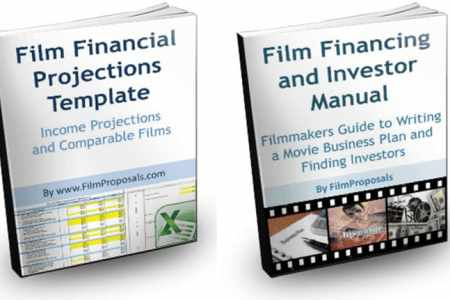 Business Plan Tools for Film   Film Investor Package FilmProposals Business Plan Package