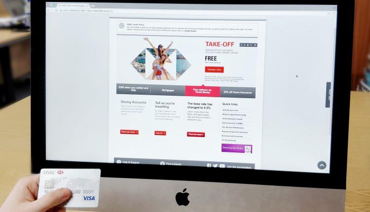 Bank Website Security