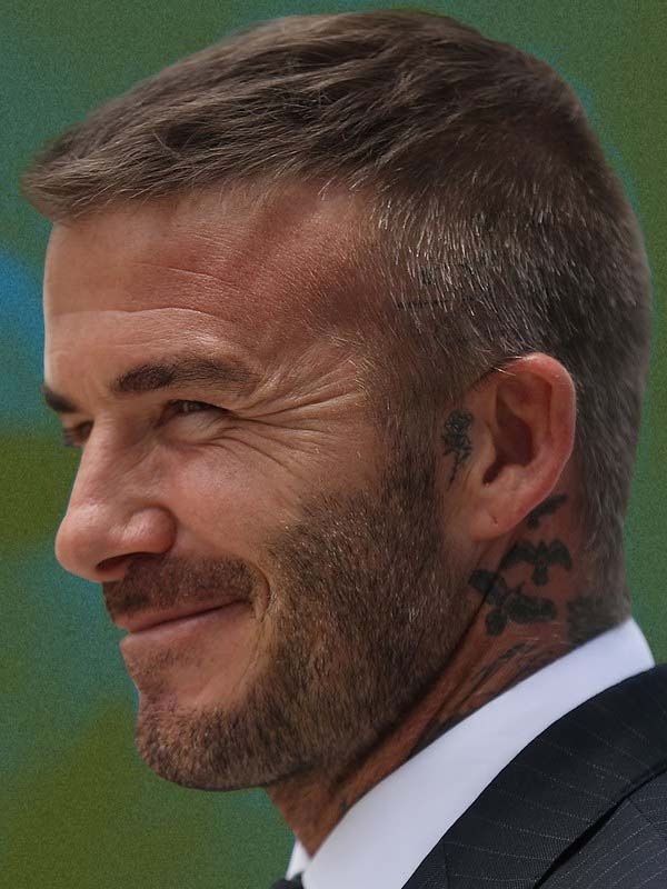 Best Pictures Of David Beckham Hairstyles - Find Health Tips
