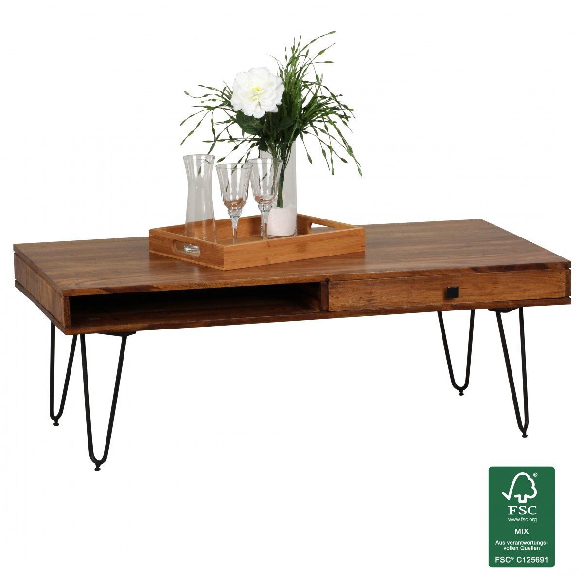 Coffee Table 120 X 60
