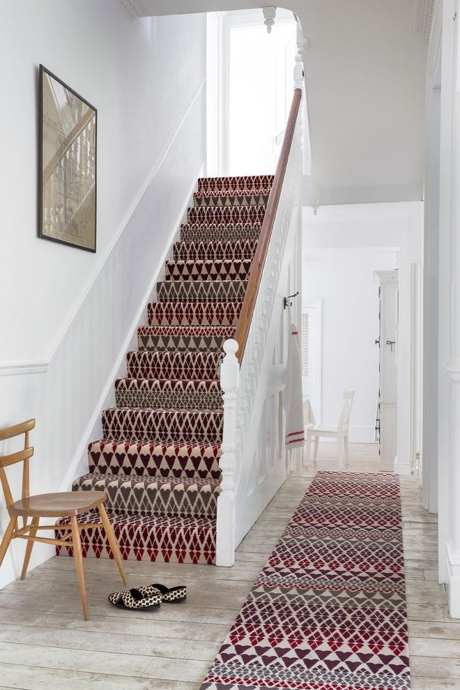 Lowes Carpet Sale With Traditional Staircase And Colour Hallway   Stair Carpets For Sale   Wool   Flooring   Skid   Anderson Tuftex   Mallorca
