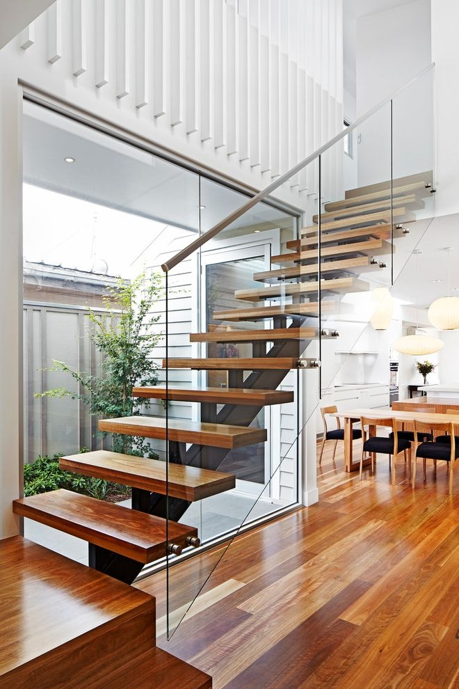 Floating Stairs Cost Contemporary Staircase Also Amazing Staircase | Floating Stairs With Glass Railing | Wall | Commercial | Glass Staircase | Thin Glass | Modern