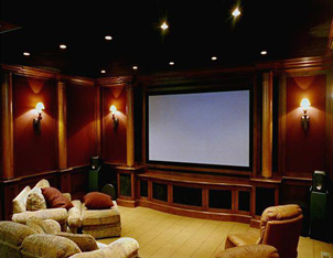 Fireball PC Home Theater Solutions of CT  Home Theater Design  Sales     Home theater install  home theater structured wirng install