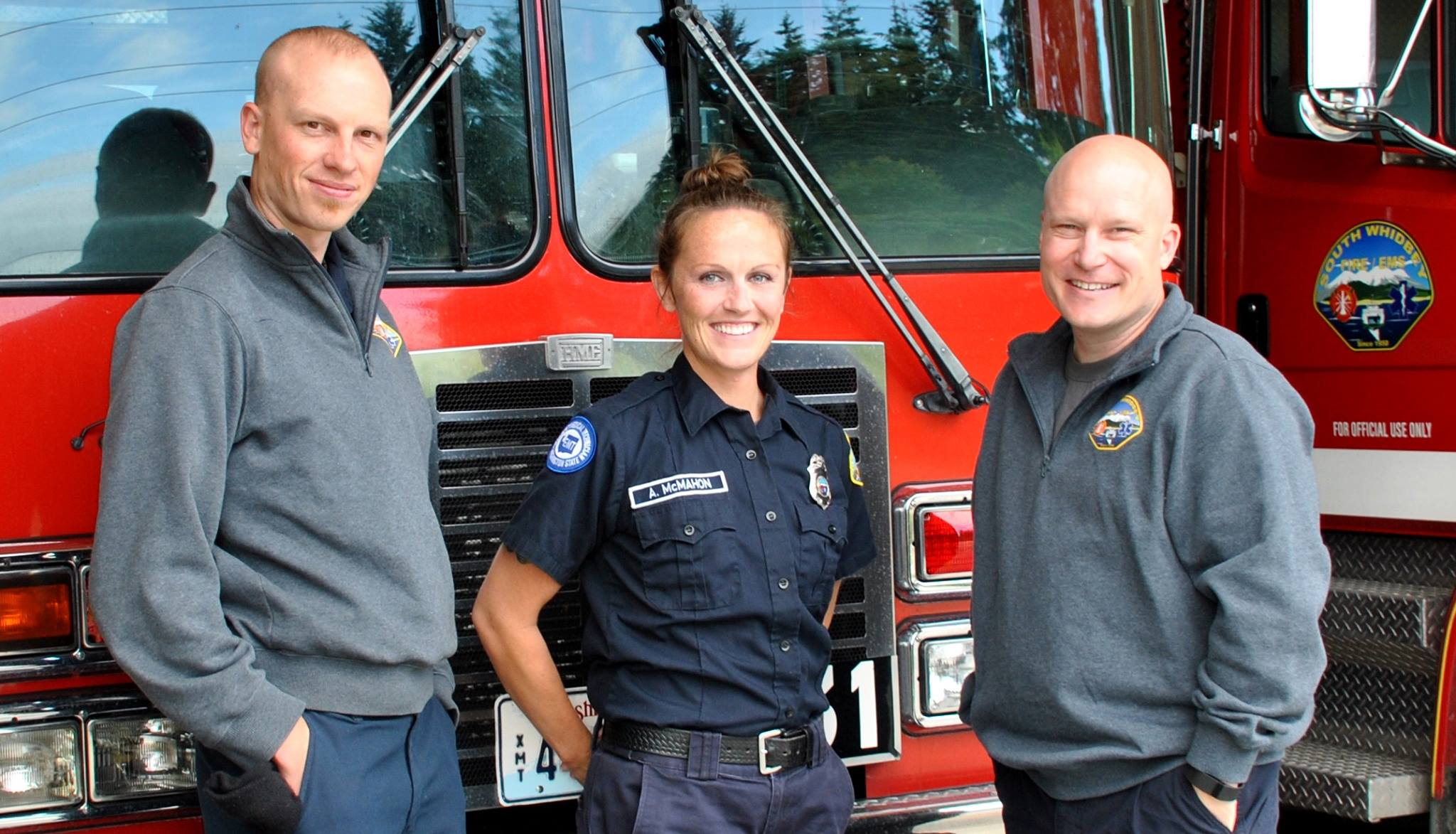 The women of South Whidbey Fire/EMS: changing perceptions ...