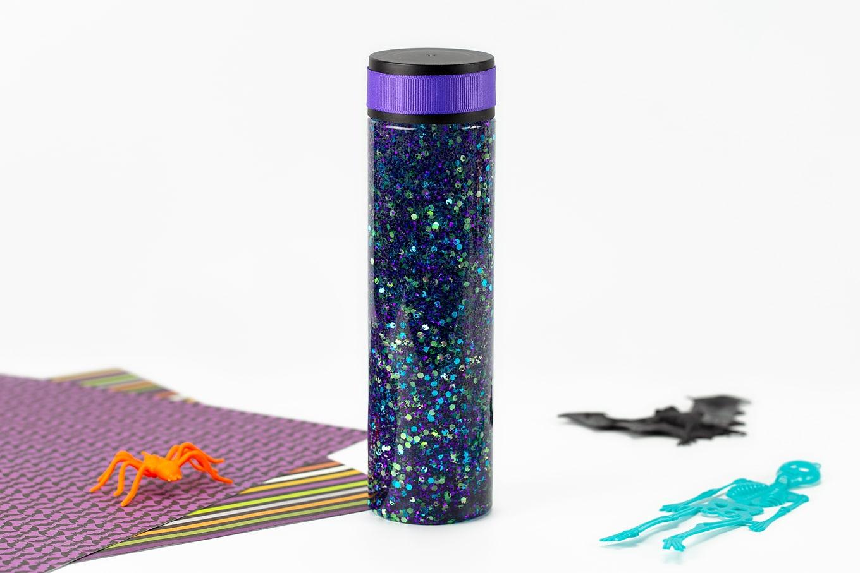 Halloween Glitter Sensory Bottle