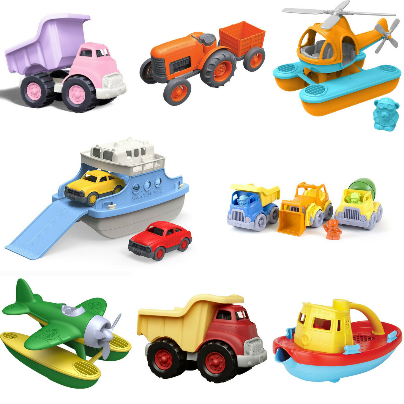 The Best Trucks, Boats, and Tractors for Sand Play