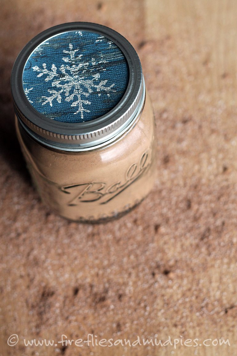 Homemade Instant Hot Chocolate Mix | Fireflies and Mud Pies