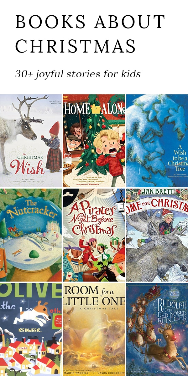From Santa's midnight visit to joyous family gatherings, these must-have Christmas books for kids are filled with the magic of Christmas. Perfect for book exchanges and family traditions! #books #christmas #kids via @firefliesandmudpies