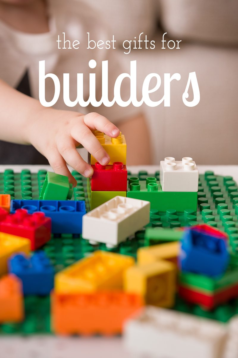 The Best Gifts for Builders