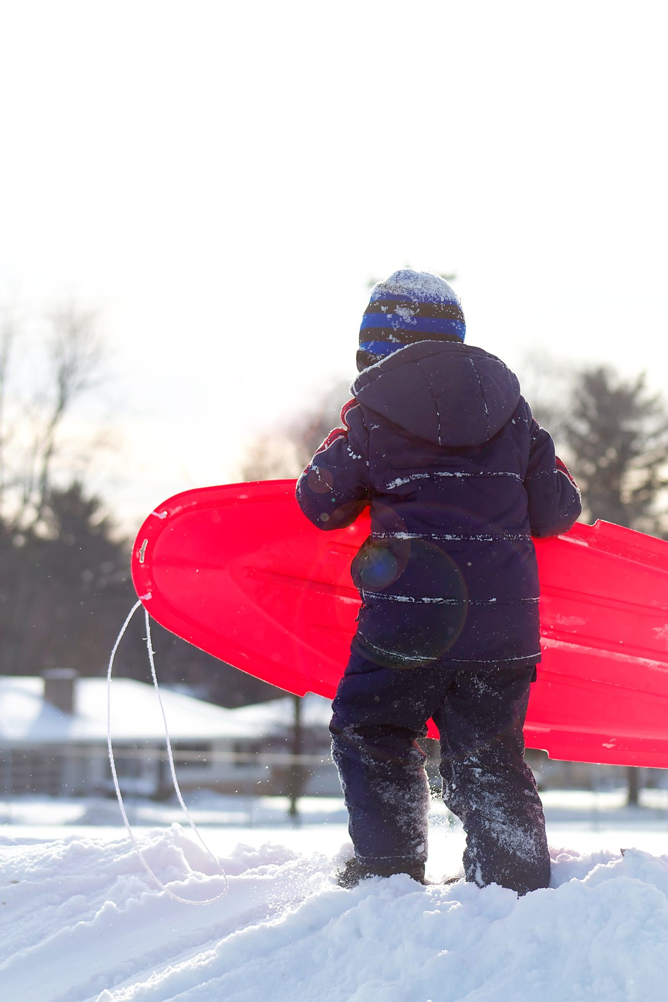 Winter Play Tips