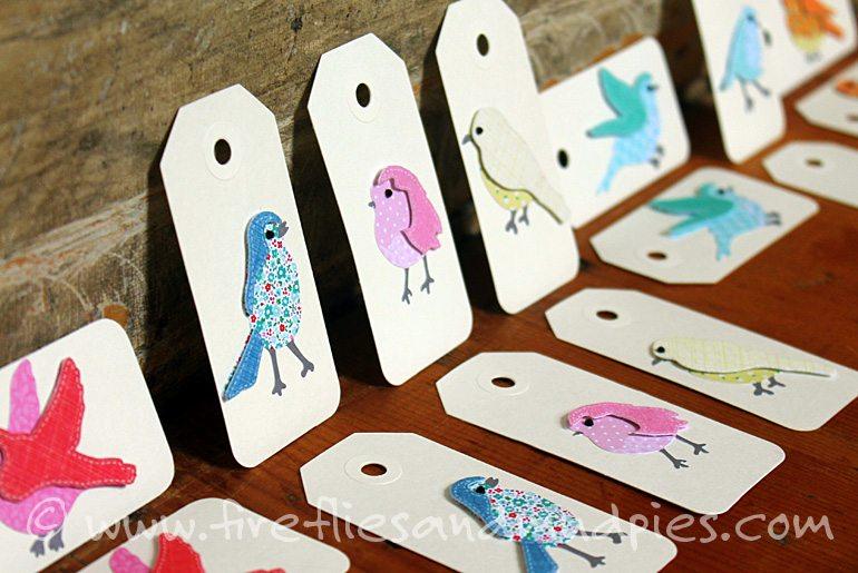 Spring Bird Memory Game | Fireflies and Mud Pies