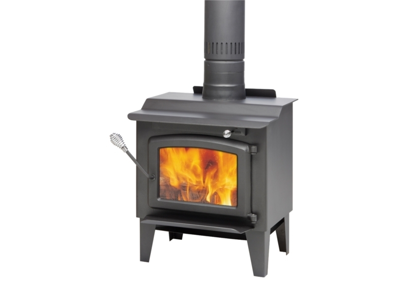 Century Heating Small Wood Stove S244