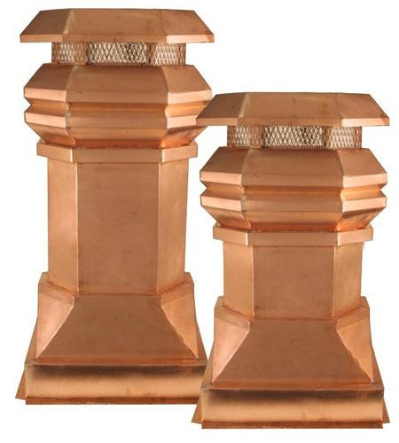 Jack Arnold Chimney Pots