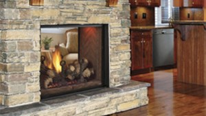 Gas Fireplaces Fireplace Stone Patio