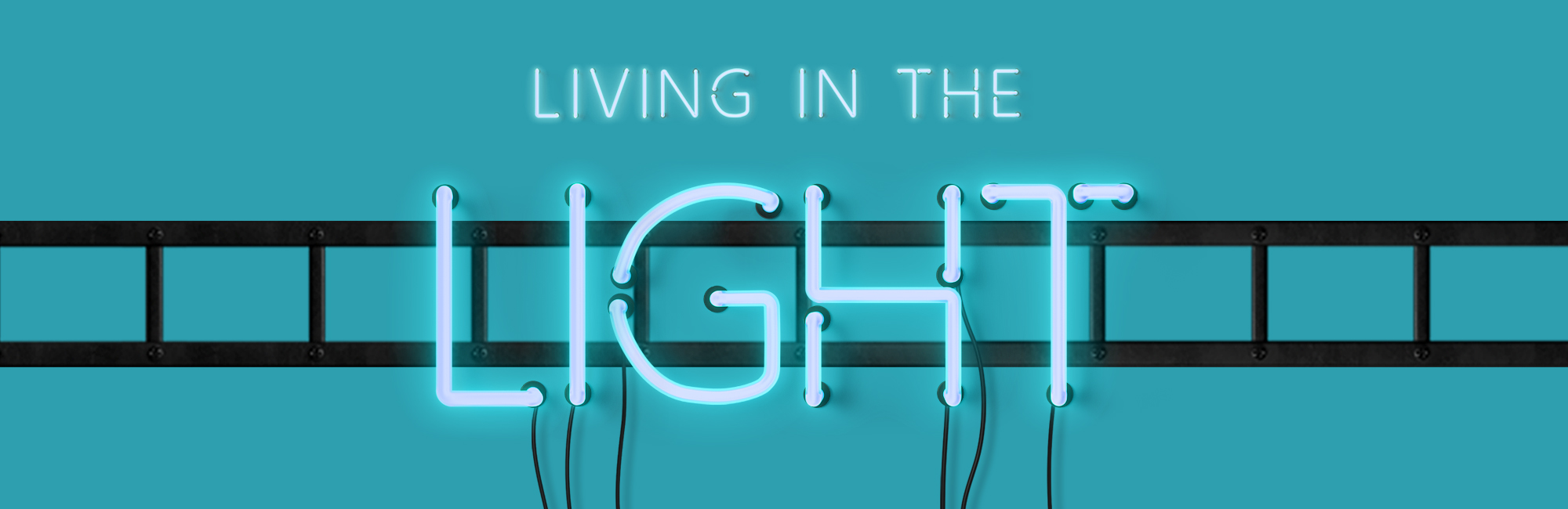 Living in the Light - Sermon Web Header