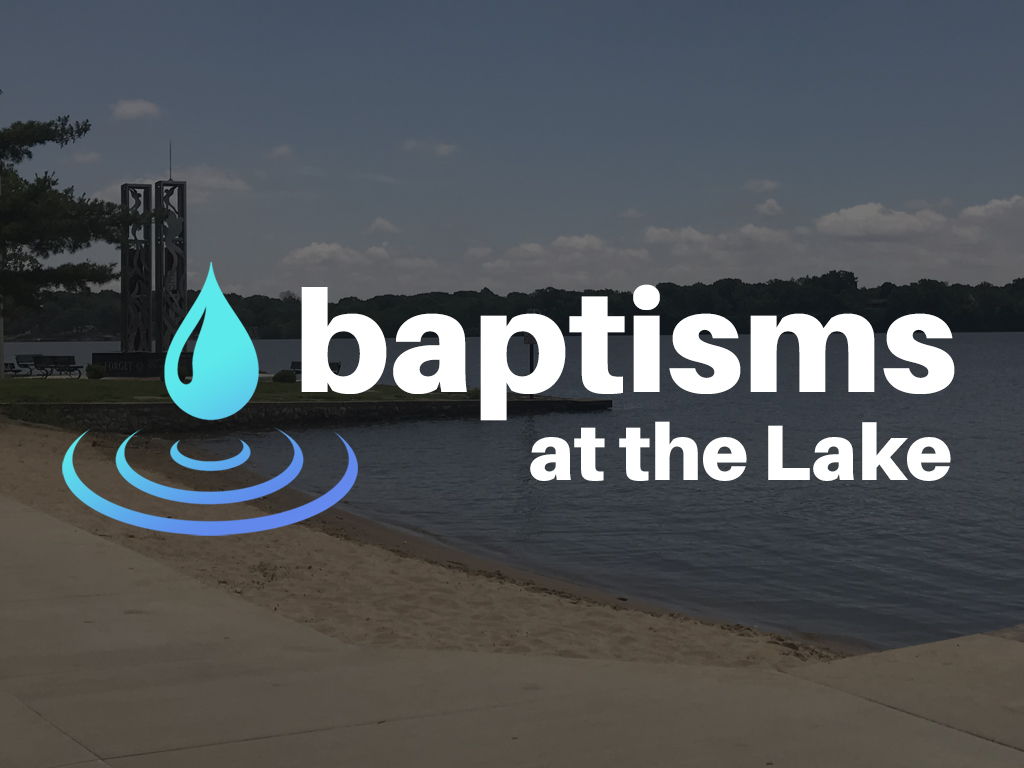 Lake Baptisms - PCO Image
