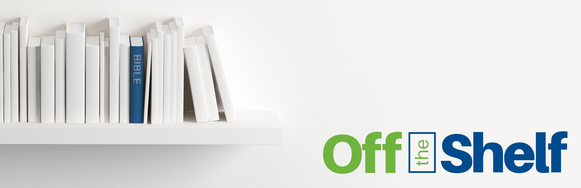 Off the Shelf - Web - Message Header