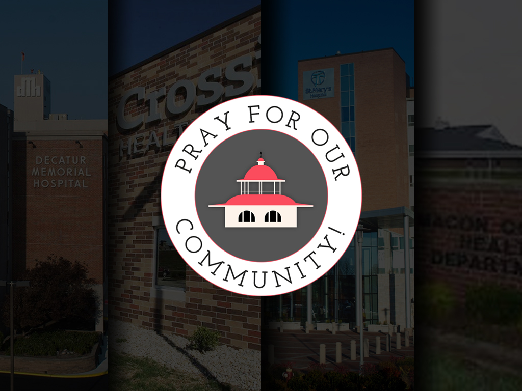 Pray for Community - PCO Image
