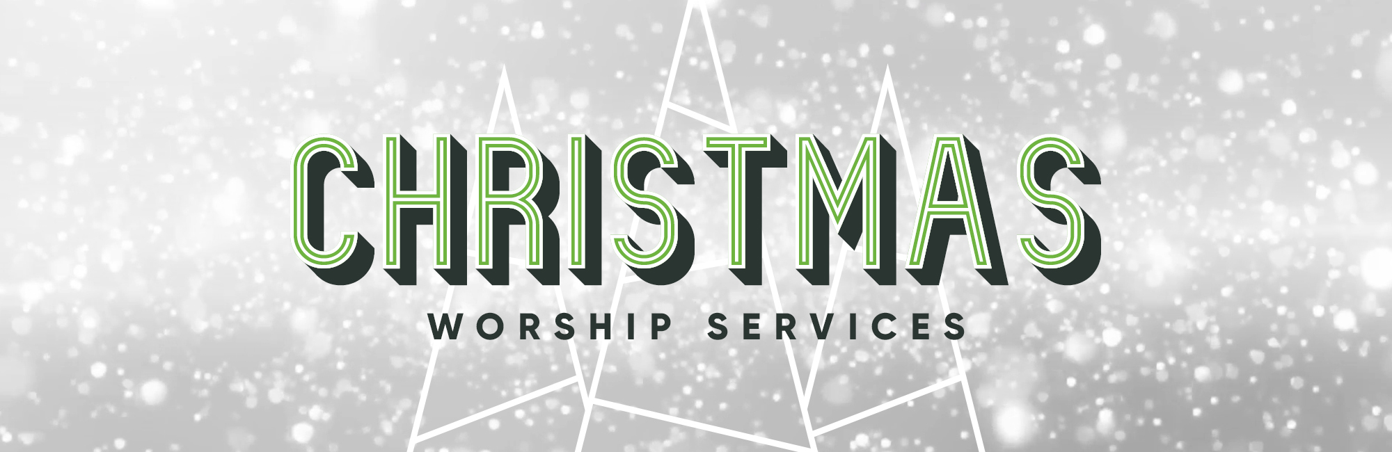 Christmas Services - Web Header