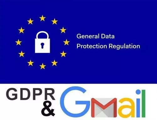 Is using Gmail within your business breaching GDPR?