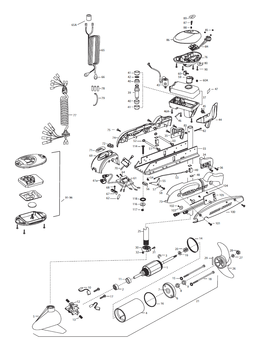 Minn Kota Maxxum Wiring Diagram 24v