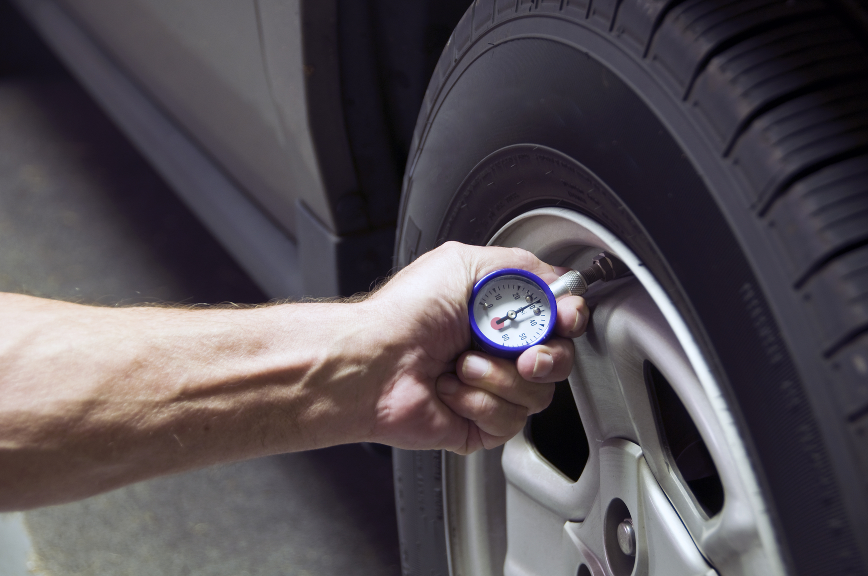 What Should Tire Pressure Be My Car