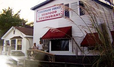 Fisherman's Corner Restaurant, Tangier Island, Virginia